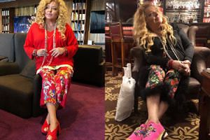 "Kolejny dramat Magdy Gessler: ""Po buty latam do Peru"""