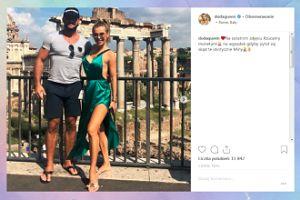 Doda i Emil wypoczywają w Rzymie