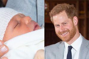 """Książę Harry zachwyca się synkiem: """"Nie wyobrażam sobie już bez niego życia"""""""