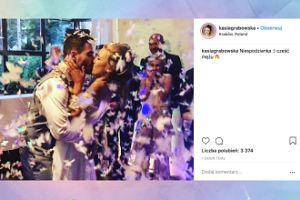 Córka Andrzeja Grabowskiego wyszła za mąż!