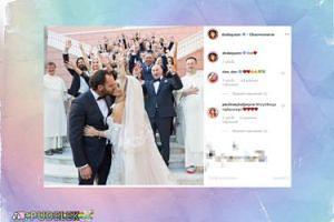 Doda świętuje pierwszą rocznicę ślubu