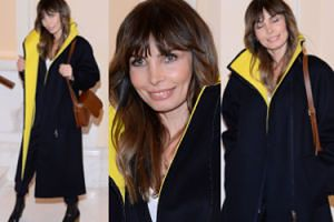 Agnieszka Dygant promienieje na konferencji Fashion Designer Awards (FOTO)