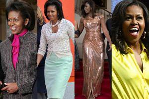Michelle Obama kończy dziś 55 lat! Zobaczcie, jak zmieniła ją rola pierwszej damy (ZDJĘCIA)