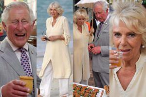 Książę Karol i księżna Camilla korzystają z królewskiego traktowania podczas wizyty na Grenadzie (ZDJĘCIA)