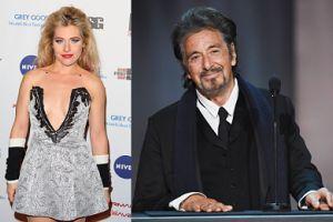 """Al Pacino ma nową dziewczynę. O połowę młodszą... """"Nie robią z tego tajemnicy"""""""