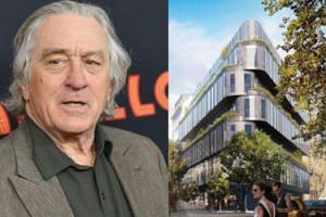 Robert De Niro otwiera hotel w Warszawie. Kosztował 100 MILIONÓW ZŁOTYCH (ZDJĘCIA)