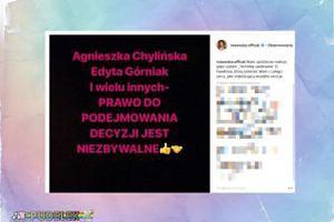 Nosowska komentuje odmowę Górniak i Chylińskiej