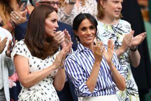"""Meghan Markle rywalizuje z księżną Kate? Komentuje królewski fotograf: """"Wie, że to ona będzie kiedyś królową"""""""