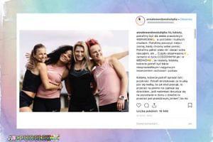 Lewandowska apeluje do innych kobiet