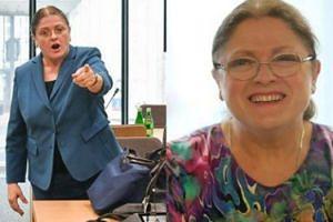 """Krystyna Pawłowicz grozi: """"Opozycjo, bój się. Były poseł zawsze może WZIĄŚĆ UDZIAŁ w posiedzeniu"""""""