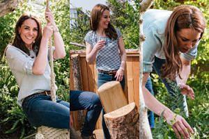 Zaangażowana księżna Kate pielęgnuje ogród reprezentujący Królewskie Towarzystwo Ogrodnicze (FOTO)
