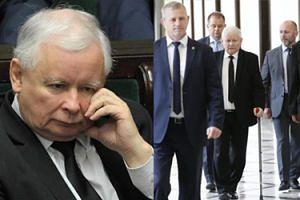 """Jarosław Kaczyński jest """"FASZEROWANY ANTYBIOTYKAMI""""? """"Bierze kilka leków dziennie"""""""