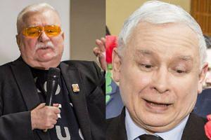 """Lech Wałęsa też odda trzynastą emeryturę kotce Kaczyńskiego? """"Dziękuję uprzejmie"""""""