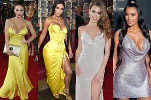 Kto ma więcej klasy: gwiazdy porno czy Kim Kardashian? (ZDJĘCIA)