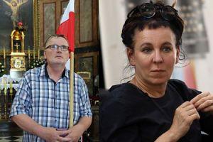 """Wykluczony polityk PiS o Oldze Tokarczuk: """"Była jednym z kilku POLAKOŻERCÓW"""""""