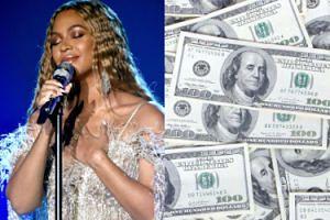 Netflix zapłaci Beyonce… 60 MILIONÓW DOLARÓW