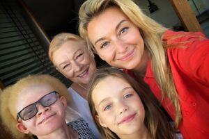 Wojciechowska zaadoptowała kolejne dziecko! To siostra Kabuli