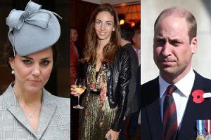 Rzekoma kochanka księcia Williama zrezygnowała z NOSZENIA OBRĄCZKI!