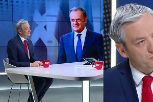 """Robert Biedroń: """"Nie buchnąłem białego konia Donaldowi Tuskowi"""""""