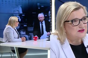 """Beata Kempa komentuję wywiad Kaczyńskiego w śniadaniówce: """"Bardzo mi się podobał"""""""