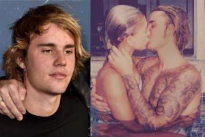 """Justin Bieber potwierdził, że zostanie ojcem?! """"MOJA MAŁA FASOLKA"""""""