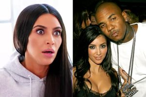 """Były chłopak Kim opisał w piosence seks z celebrytką! """"Trzymałem Kardashiankę za gardło"""""""