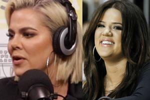 """Khloe Kardashian przeszła kolejną operację plastyczną? Fani: """"Nie poznaję jej! Co się stało z jej nosem?"""""""