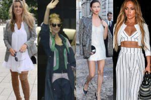 Najciekawsze uliczne stylizacje tygodnia: Lopez, Dion, Szostak… (ZDJĘCIA)
