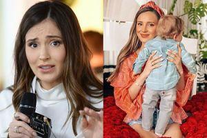 """TYLKO NA PUDELKU: Marina dla synka zrezygnowała z konferencji """"39 i pół tygodnia""""! """"Nie miała z kim zostawić Liama"""""""