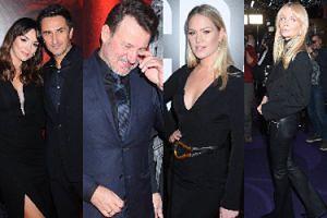 """Gwiazdy pozują na premierze """"Ukrytej gry"""": Bill Pullman, Zosia Ślotała, Paulina Krupińska z mężem... (ZDJĘCIA)"""