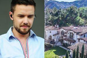 """Liam Payne nie może sprzedać domu, w którym mieszkał z Cheryl Cole. """"Jest nawiedzony"""""""