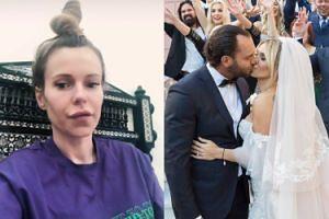 """Dramat Dody w pierwszą rocznicę ślubu.  Zapłaciła za hotel w złym kraju! """"Ja naprawdę nie wiem, jak to się stało, Emil"""" (FOTO)"""