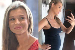 """Joanna Krupa o tym, jak godzi ciążę z pracą: """"Nie chcę się stresować, żeby nie zrobić krzywdy dziecku"""""""
