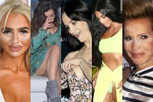 Zobaczcie największe WPADKI 2018 roku: sutki, krocza i mączne makijaże (ZDJĘCIA)