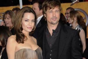 Angelina Jolie i Brad Pitt są OFICJALNIE singlami! Rozwód coraz bliżej