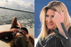 """Beata Kozidrak pozuje w bikini na jachcie. Fani zachwyceni: """"AFRODYTA!"""""""