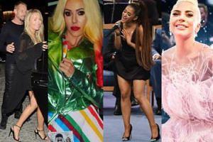ZDJĘCIA TYGODNIA: Rozenek kopiuje Dodę, Lady Gaga zadaje szyku w Wenecji... (ZDJĘCIA)