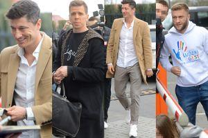 Wylansowani piłkarze przybyli na zgrupowanie w drogich samochodach: Lewandowski, Szczęsny, Błaszczykowski... (ZDJĘCIA)