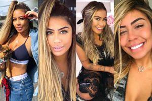 22-letnia siostra Neymara też robi karierę na Instagramie! Piękna? (ZDJĘCIA)
