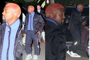 Kanye West przefarbował się na RÓŻOWO (ZDJĘCIA)