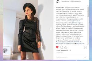 Elegancka Horodyńska uczy podstaw o kolorach