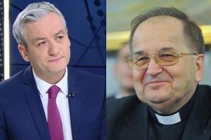 """Biedroń ostro o Rydzyku i Gądeckim: """"Nie wyobrażam sobie ich całujących ofiary pedofilii w rękę"""""""
