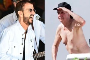 """Ringo Starr obwieszcza: """"NIE ONANIZOWAŁEM SIĘ z Paulem McCartney'em"""""""