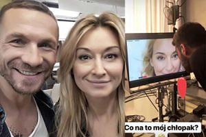 """Wojciechowska potwierdza związek z Kossakowskim: """"Mój chłopak"""""""