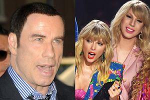 MTV VMA 2019: John Travolta POMYLIŁ drag queen z Taylor Swift! (WIDEO)