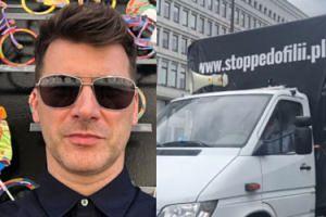 """Tomasz Kammel wspiera społeczności LGBT: """"Jak oni się czują, gdy homoseksualizm wrzuca się do jednego worka z pedofilią?"""""""