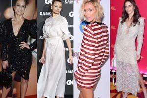Najciekawsze stylizacje tygodnia: Rubik z dekoltem do pępka, elegancka Rosati, gotycka Gaga (ZDJĘCIA)