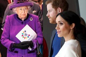 """Meghan Markle i książę Harry nie mogą uniezależnić się od Pałacu Buckingham: """"Struktura na to nie pozwala"""""""