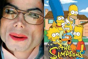 """Michael Jackson znika z """"Simpsonów"""". Twórcy wycinają jego postać z kreskówki"""