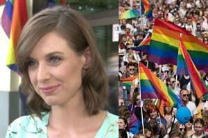 """Julia Kamińska o wspieraniu środowiska LGBT: """"Za każdym razem muszę odpierać wulgarne komentarze, ale czuję, że powinnam to robić"""""""